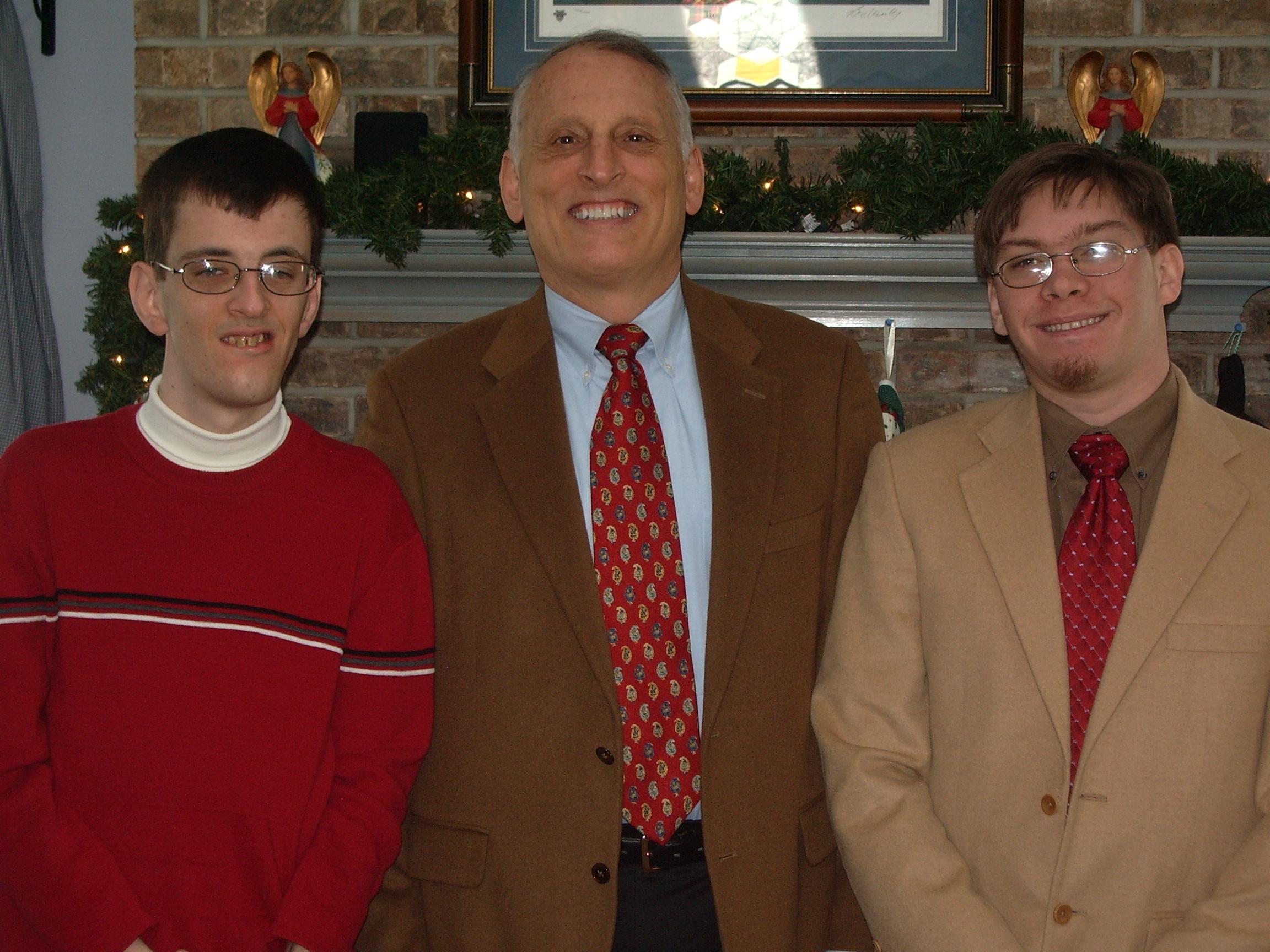 Leis Guys - Christmas 2011